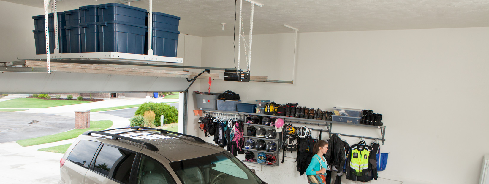 Garage Overhead Storage Rapid City