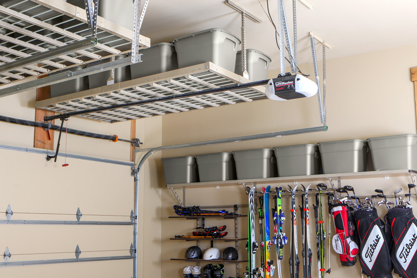 Overhead Garage Storage Rapid City