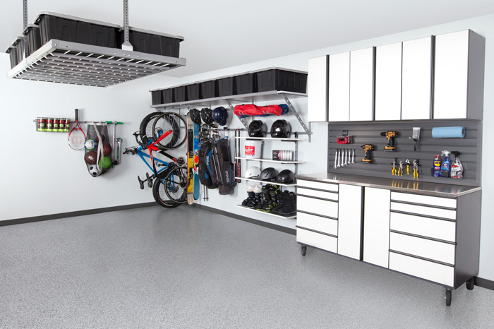 Matching Garage System Rapid City